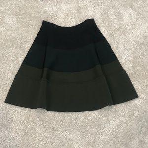 A.L.C. Color block skirt